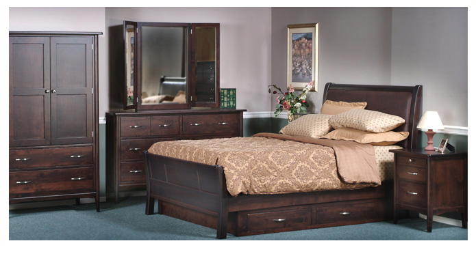 Sophia Bedroom Set Collection WR Mattress Surrey