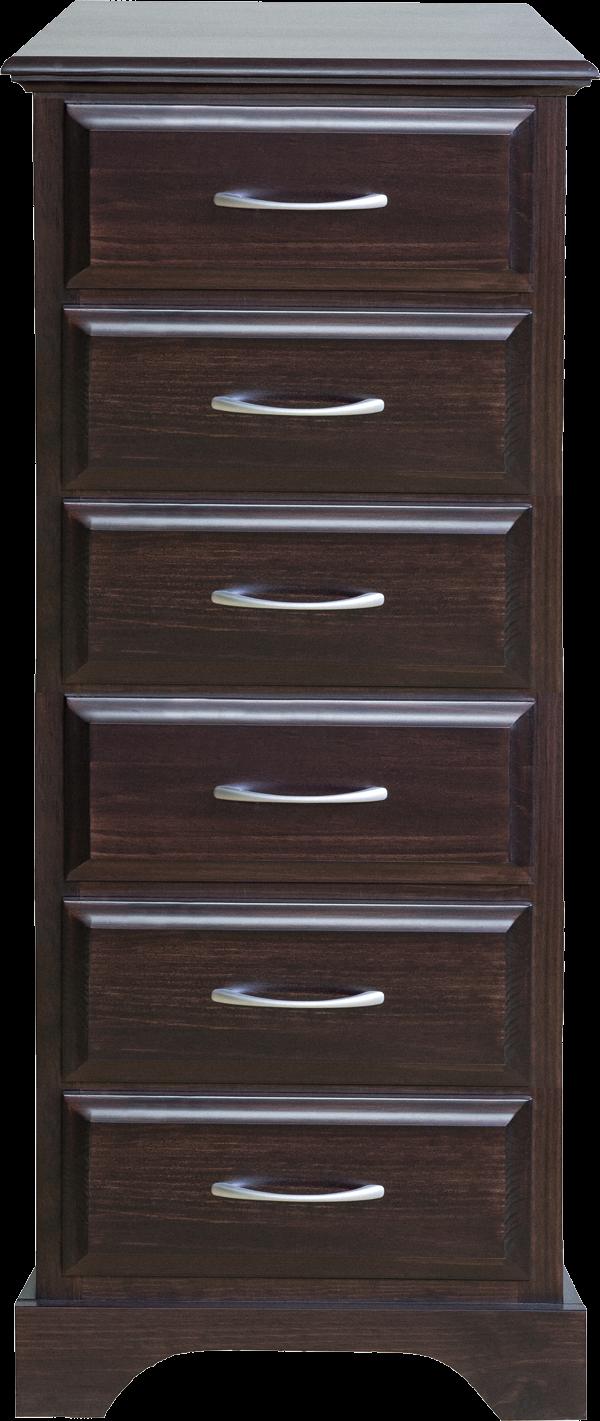 pine lingerie chest