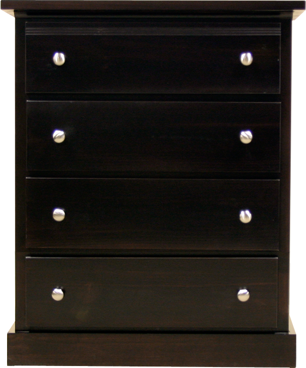 Pine drawer chest