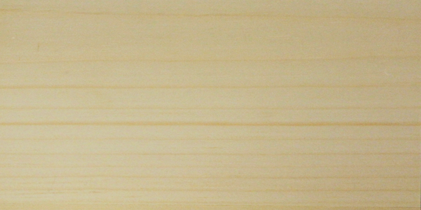 clear laquer stained