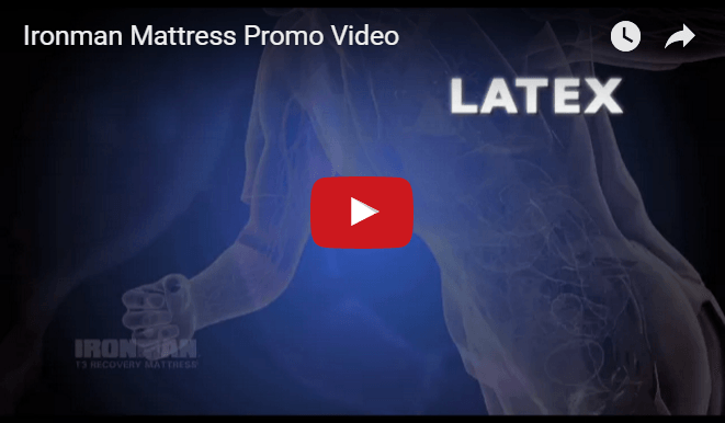 Ironman Recovery Mattress Video
