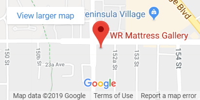 Mattress store south surrey white rock