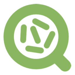 green antimicrobial icon