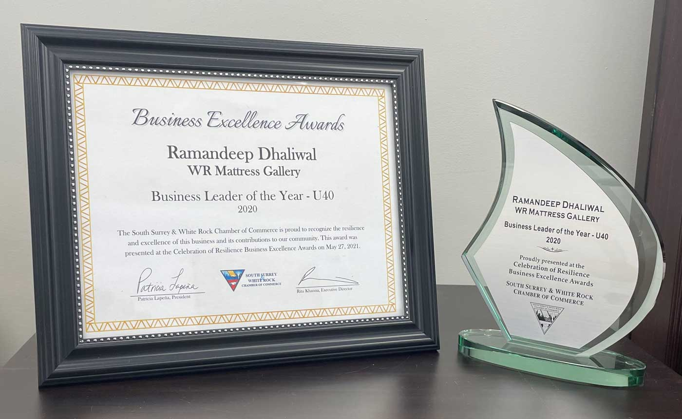 Business Excellence Awards and Business Leader of the Year